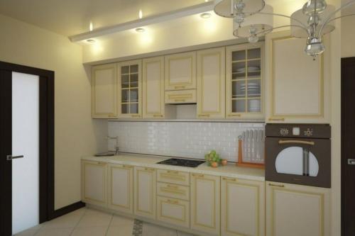 Кухня МДФ 006 цена: 49000 руб.