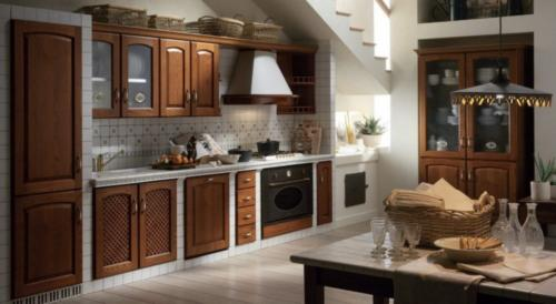 Кухня МДФ 012 от 16000 руб. пог./метр
