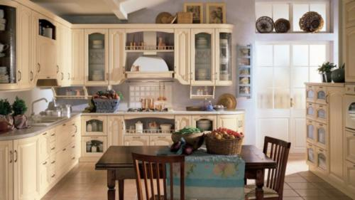 Кухня МДФ 014 от 16000 руб. пог./метр