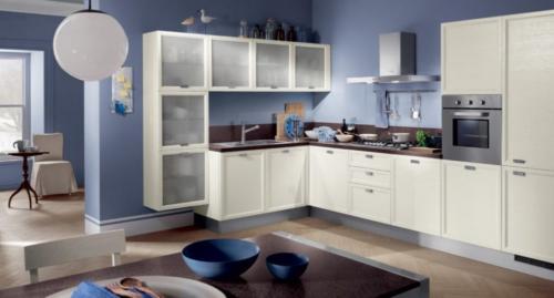 Кухня МДФ 015 от 16000 руб. пог./метр