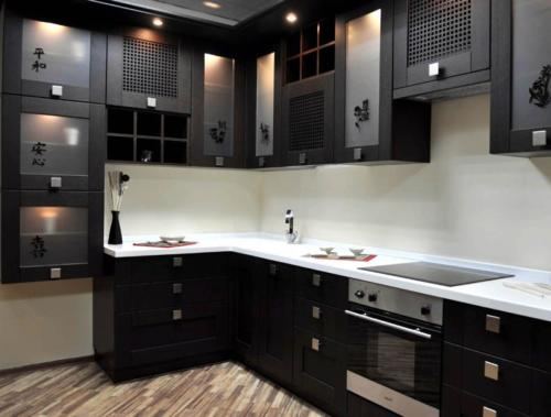 Кухня МДФ 017 цена: 84000 руб.