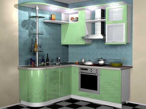 Кухня МДФ 020 цена: 49300 руб.