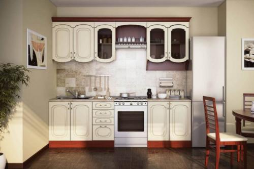 Кухня МДФ 026 цена: 43000 руб.