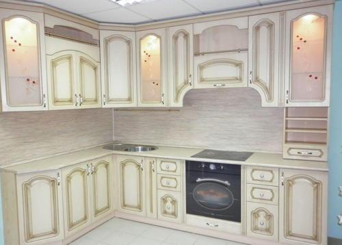 Кухня Патина 003 цена: 130000 руб.