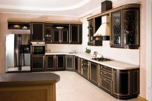 Кухня Патина 008 цена: от 19000 руб. пог./метр