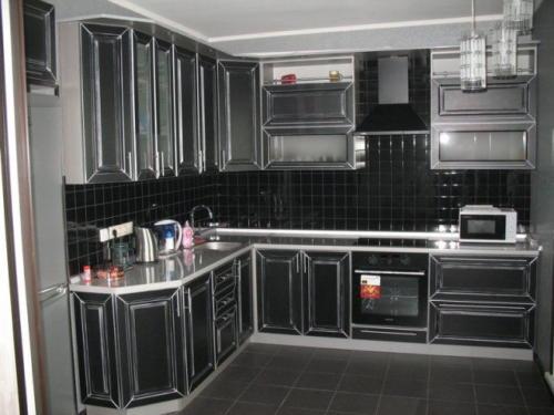 Кухня Патина 009 цена: от 19000 руб. пог./метр