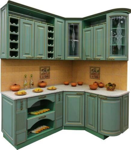 Кухня Патина 010 цена: от 19000 руб. пог./метр