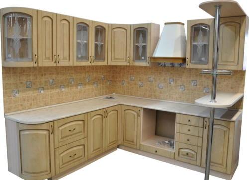 Кухня Патина 011 цена: от 19000 руб. пог./метр