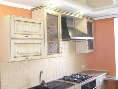 Кухня Патина 012 цена: от 19000 руб. пог./метр