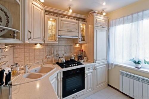 Кухня Патина 016 цена: от 19000 руб. пог./метр