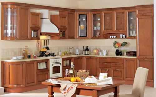 Кухня Патина 019 цена: от 19000 руб. пог./метр