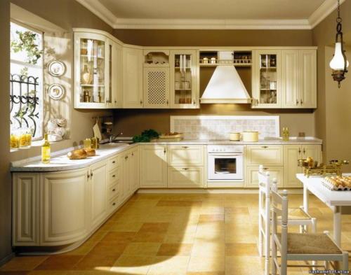 Кухня Патина 020 цена: от 19000 руб. пог./метр