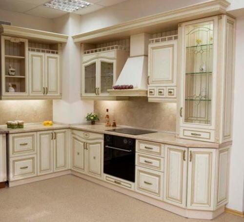 Кухня Патина 021 цена: от 19000 руб. пог./метр