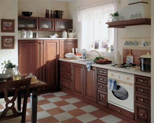 Кухня Патина 022 цена: от 19000 руб. пог./метр