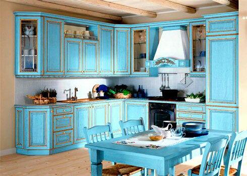 Кухня Патина 029 цена: от 19000 руб. пог./метр