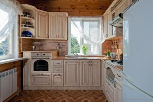Кухня Патина 030 цена: от 19000 руб. пог./метр