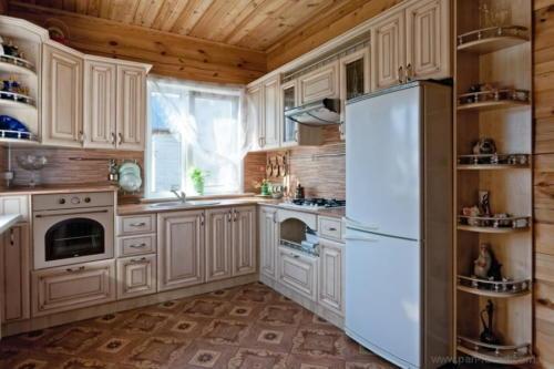 Кухня Патина 031 цена: от 19000 руб. пог./метр