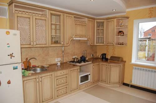 Кухня Патина 034 от 19000р. п/м.