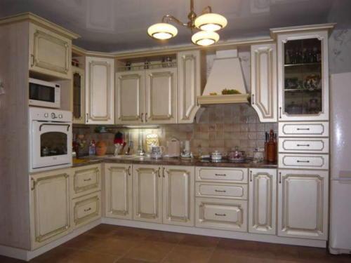 Кухня Патина 038 цена: от 19000 руб. пог./метр