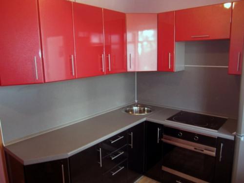 Кухня Пластик 001 цена: 89000 руб.