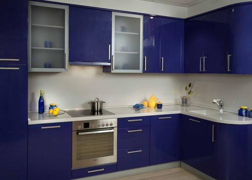 Кухня Пластик 011 цена: 107000 руб.