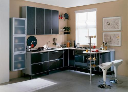 Кухня Пластик 013 цена: от 21000 руб. пог./метр