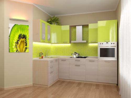 Кухня Пластик 018 цена: 79800 руб.
