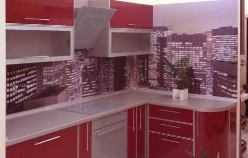 Кухня Пластик 019 цена: 89700 руб.