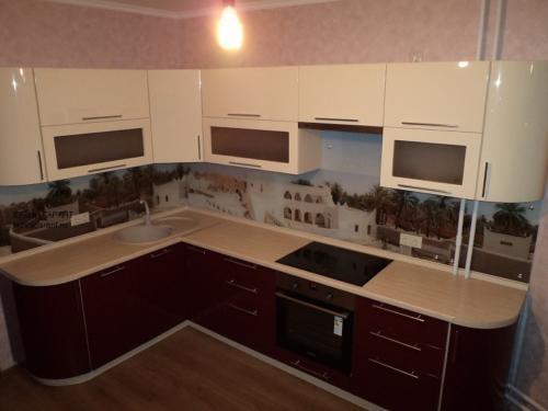 Кухня Пластик 020 цена: 105000 руб.