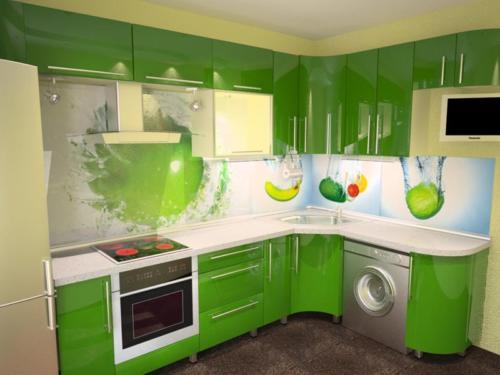 Кухня Пластик 026 цена: 89000 руб.