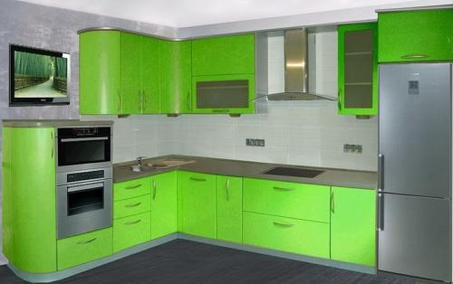 Кухня Пластик 030 цена: 117500 руб.