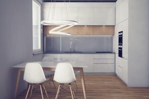 Кухня Угловые 002 цена: от 17500 руб. пог./метр