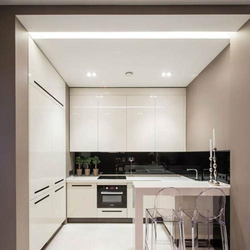 Кухня Угловые 010 цена: от 17500 руб. пог./метр