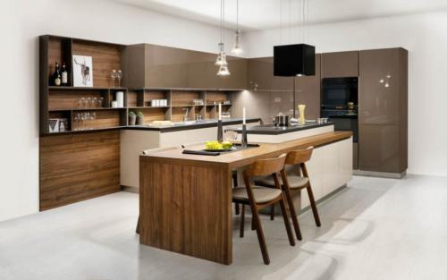 Кухня Угловые 015 цена: от 17500 руб. пог./метр