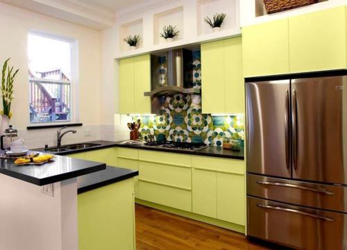 Кухня Угловые 019 цена: от 17500 руб. пог./метр