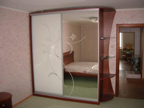 Шкаф-купе 044 цена: от 19000 руб. пог./метр