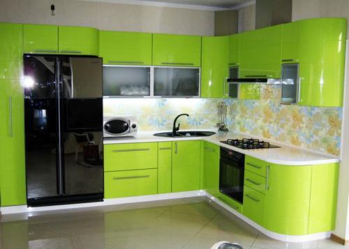 Кухня Эмаль 004 цена: 95000 руб.