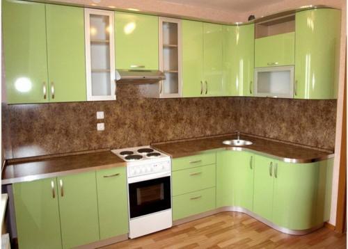 Кухня Эмаль 006 цена: 85000 руб.