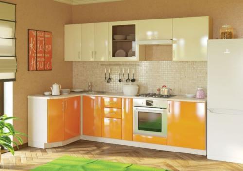 Кухня Эмаль 007 цена: 67000 руб.