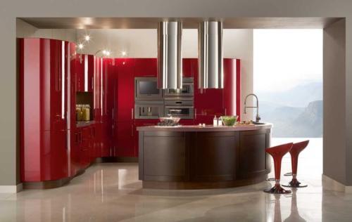 Кухня Эмаль 020 цена: от 23000 руб. пог./метр