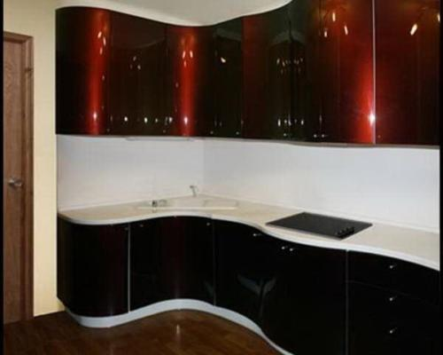 Кухня Эмаль 022 цена: от 23000 руб. пог./метр