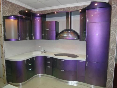 Кухня Эмаль 023 цена: от 23000 руб. пог./метр