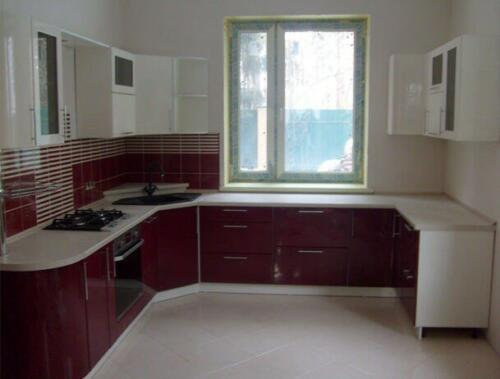 Кухня Мираж  2.0*2.5*1.7м.  МДФ цена: 99200 руб.