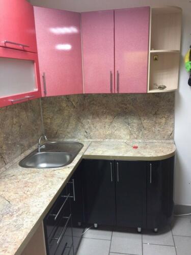 Кухня Каньен 2.6*1.4м. МДФ цена: 64000 руб.