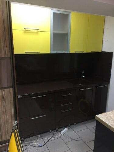 Кухня Люкс 2.0м. Пластик цена: 44000 руб.