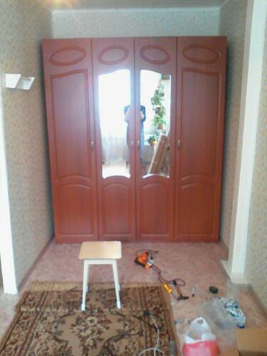 Шкаф 1.6м. МДФ цена: 18500 руб.