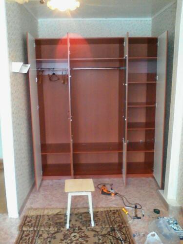 Шкаф 1.5м. МДФ 15800 руб.