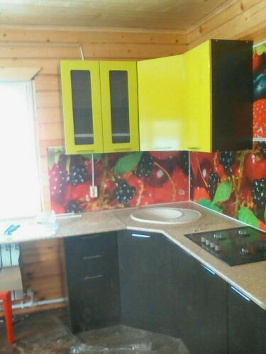 Кухня Лимон 1.2*2м. МДФ цена: 48000 руб.