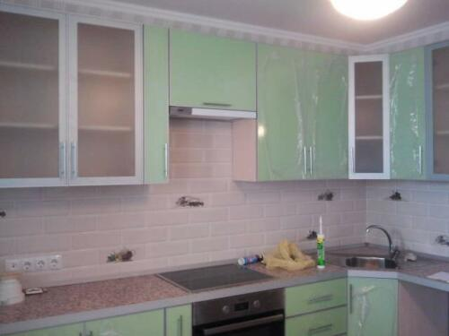 Кухня Микс-2 2.0*1.6м. МДФ цена: 57600 руб.