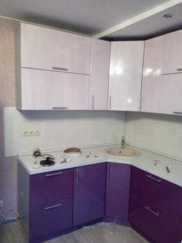 Кухня Миф-3  2.0*2.3м. МДФ     цена: 69000 руб.